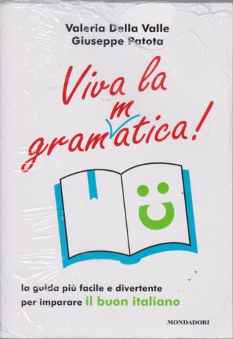 I Libri Di Donna Moderna 4 - Viva La Grammatica! n. 2 - 15/5/2019 - Valeria Della Valle - Giuseppe Patota