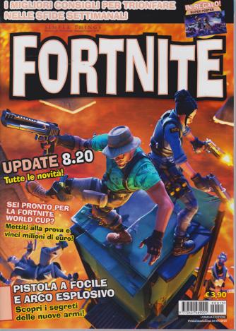 Fortnite - n. 15 - bimestrale - maggio - giugno 2019 -