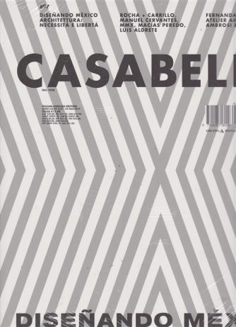 Casabella - n. 5 - maggio 2019 - rdizione italiano inglese