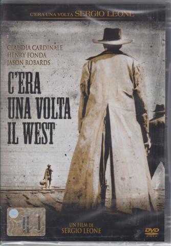 I Dvd Di Sorrisi6 - n. 6 - settimanale - C'era una volta il west - di Sergio Leone - quarta uscita