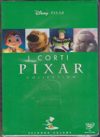 I Dvd Di Sorrisi4 - n. 25 - I corti Pixar collection - 2 volume - 21/5/2019 -