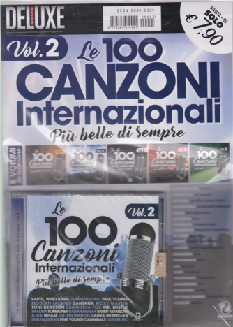 Le 100 canzoni internazionali più belle di sempre - rivista + cd - n. 3 - maggio 2019