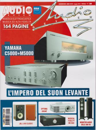 Audio Review - n. 409 - maggio 2019 - mensile - 164 pagine