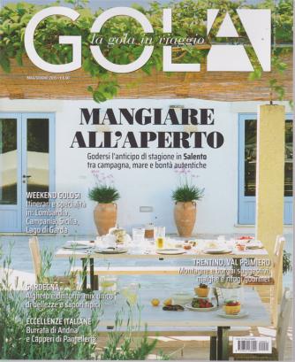 Gola - n. 4 - bimestrale - maggio - giugno 2019 -