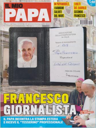 Il Mio Papa - n. 22 - 22 maggio 2019 - settimanale