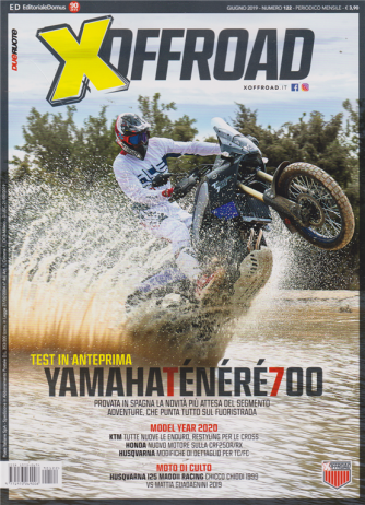 X Off Road - n. 122 - giugno 2019 - mensile