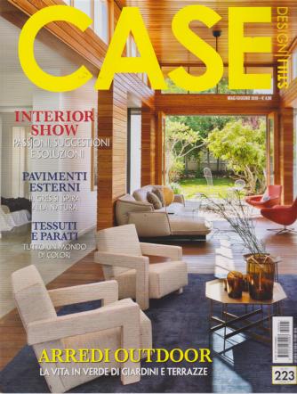 Case&Stili - n. 4/5 - maggio - giugno 2019 - mensile -