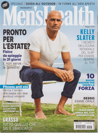 Men's Health - n. 206 - mensile - 10/5/2019