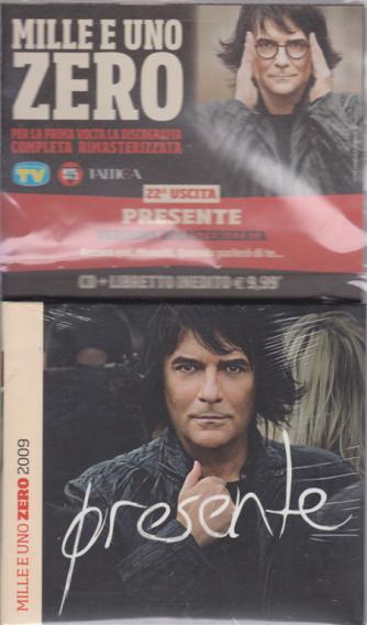 Cd Musicali Di Sorrisi- n. 22 - settimanale - 24/5/2019 - Mille e uno Zero - uscita n. 22 - Presente - cd + libretto