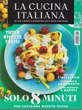 La cucina italiana - n. 6 - giugno 2019 - mensile