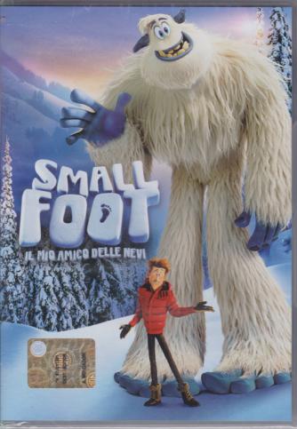 I Dvd Kids Di Sorrisi - Smallfoot - Il mio amico delle nevi - n. 13 - settimanale - giugno 2019