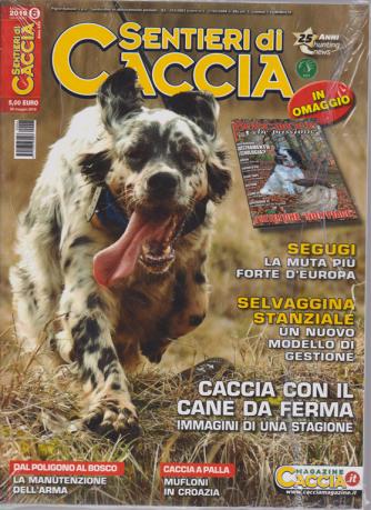 Sentieri Di Caccia - + Beccacce Che Passione - n. 6 - giugno 2019 - mensile