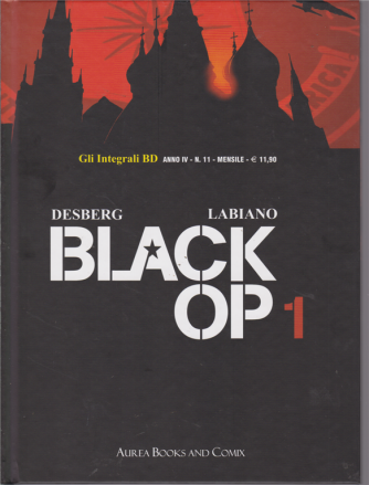 Gli Integrali Bd - Black Op. Vol.1 - n. 11 - mensile - 28 maggio 2019 -
