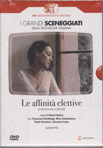 I grandi sceneggiati della televisione italiana - Le affinità elettive - puntate 1-3 - settimanael - 30/5/2019
