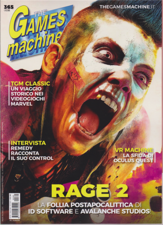 The Games Machine - n. 365 - mensile - 25/5/2019