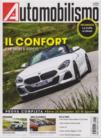 Automobilismo - n. 6 - mensile - giugno 2019