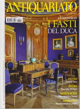 Antiquariato - n. 458 - giugno 2019 - mensile