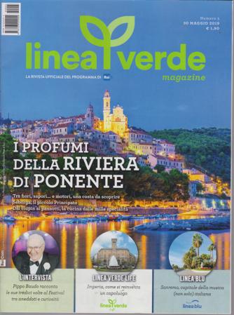 Linea Verde magazine - n. 5 - 30 maggio 2019 - quattordicinale