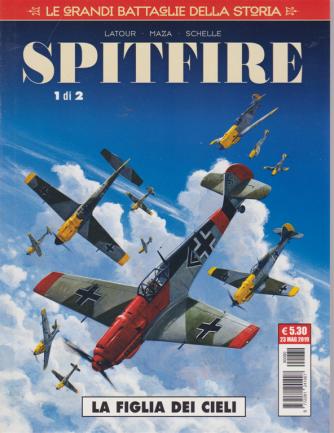 Cosmo Serie Rossa - Spitfire 1 di 2 - La figlia dei cieli - 23 maggio 2019 - mensile -