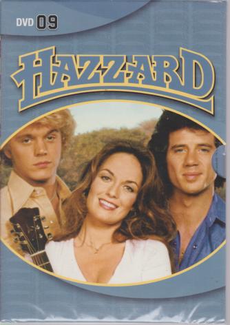 Hazzard Dvd - Dvd 9 (Stagione 2) - settimanale -