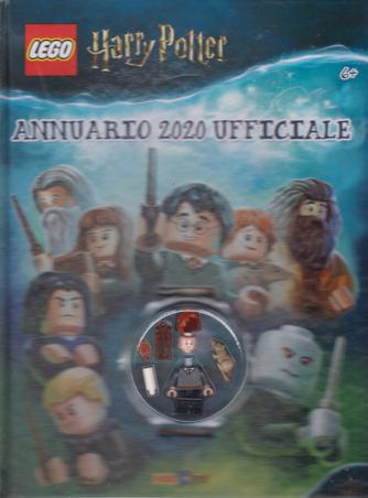 Panini Magic Iniziative - Lego Harry Potter Annuario 2020 ufficiale - 30 maggio 2019 -