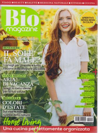 Bio Magazine - n. 56 - mensile - giugno 2019 -
