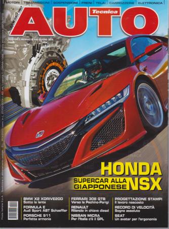 Auto Tecnica - n. 446 - mensile - giugno 2019