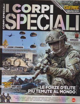 Guerre E Guerrieri Speciale - I corpi speciali - n. 1 - bimestrale - giugno - luglio 2019