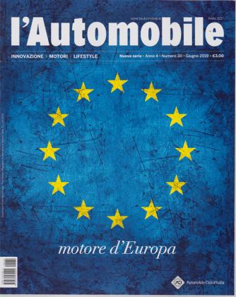 L'automobile - n. 30 - giugno 2019 - mensile