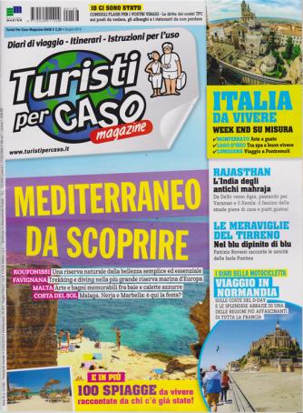 Turisti per caso magazine - n. 136 - giugno 2019 - mensile