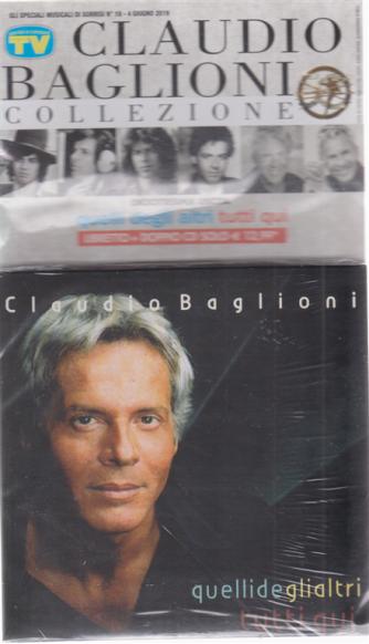 Gli speciali musicali di Sorrsi - n. 18 - 4 giugno 2019 - Claudio Baglioni collezione - Quelli degli altri tutti qui