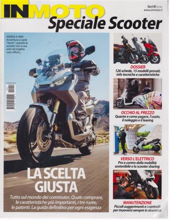 In Moto Speciale Scooter - 4 giugno 2019 -  La scelta giusta
