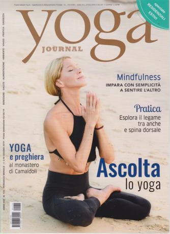 Yoga Journal - n. 134 - mensile - giugno 2019