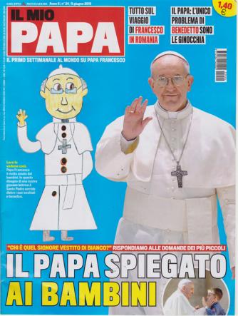 Il Mio Papa - n. 24 - 5 giugno 2019 - settimanale