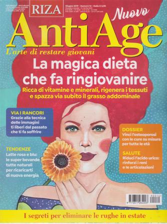 Riza Antiage - n. 14 - giugno 2019 - mensile