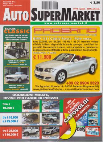 Auto Super Market - n. 6 - giugno 2019 -