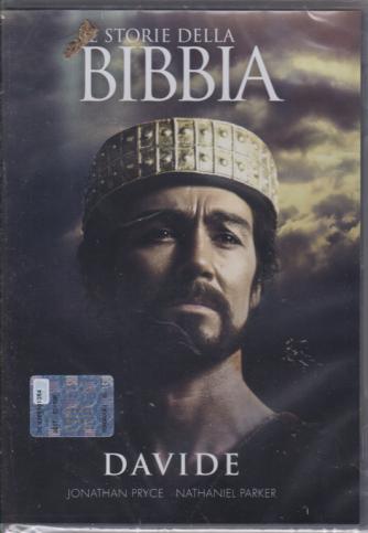 I Dvd Di Sorrisi Collaction n. 16 - - Davide - Le storie della Bibbia - ottava uscita - settimanale - 4/6/2019 -