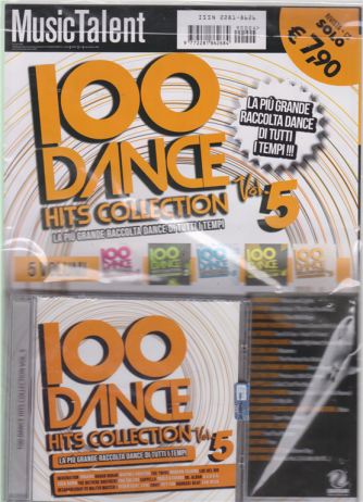 Music Talent Var.68 - 100  Dance Hits Collection - 4 giugno 2019 -