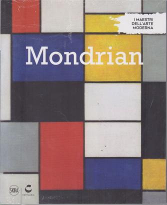I Maestri dell'arte moderna - Mondrian - n. 21 - settimanale - 1/6/2019