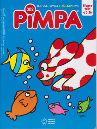 Pimpa - n. 382 - giugno 2019 - mensile