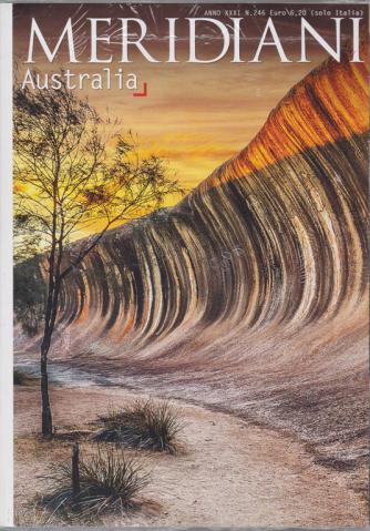 Meridiani Australia - n. 246 - semestrale