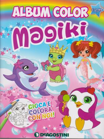 Album color Magiki - n. 14 - giugno 2019 - bimestrale -