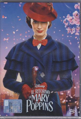 I Dvd Di Sorrisi Collaction4 - Il ritorno di Mry Poppins - n. 16 - settimanale - 4/6/2019