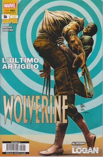 Wolverine - n. 382 - quindicianle - 6 giugno 2019 - L'ultimo artiglio