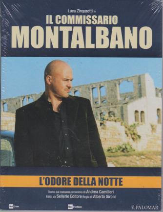 Luca Zingaretti  in Il commissario Montalbano - L'odore della notte - n. 17 - settimanale - 11/6/2019