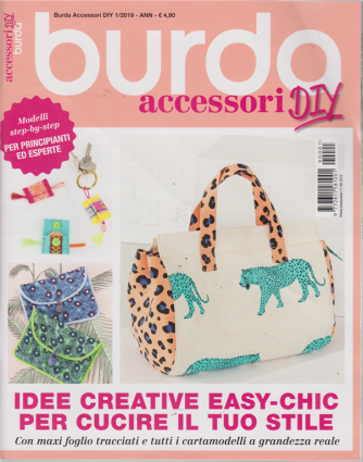 Burda Accessori Diy -n. 1 - 11/6/2019 - annuale