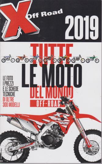 Dueruote x off road 2019 - Tutte le moto del mondo off - road - n. 122 -