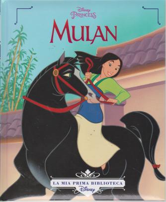 La Mia Prima Biblioteca Disney - Mulan - n. 35 - settimanale - copertina rigida
