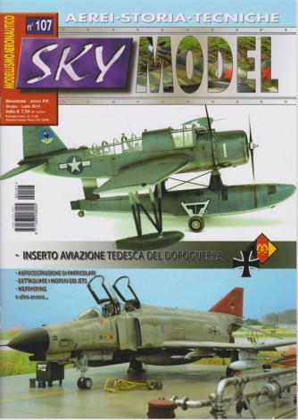 Sky Model - n. 107 - bimestrale - giugno - luglio 2019 -