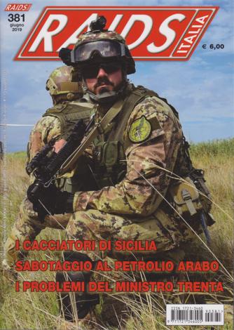 Raids - n. 381 - giugno 2019 - mensile